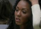 """""""Odeio que me compare a Ana Paula"""", diz ex-BBB Aline, chamada de """"marrenta"""" - Reprodução/Globo"""