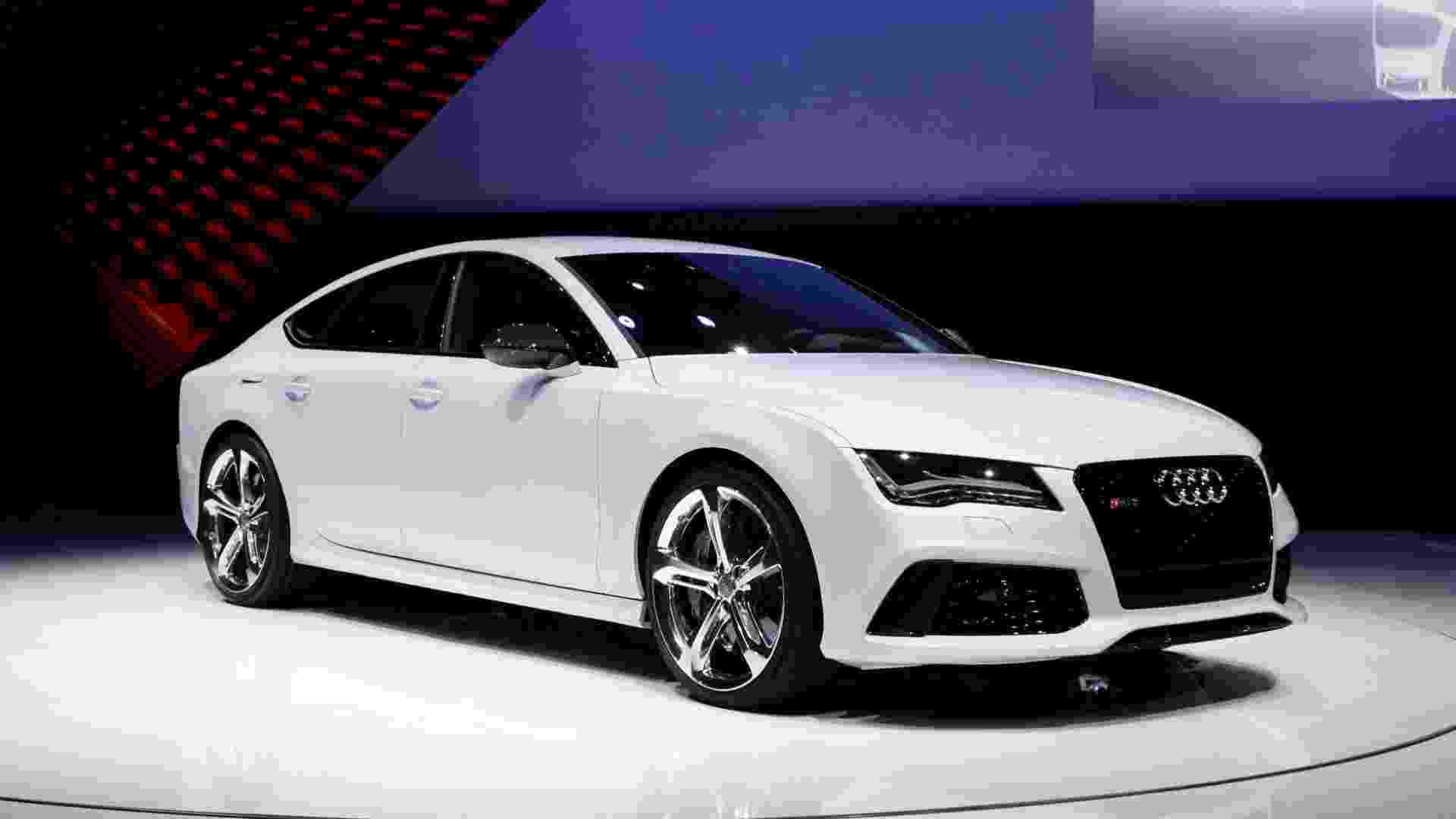 Audi RS7 - Paul Sancya/AP