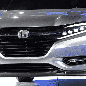 Honda Urban SUV Concept - James Fassinger/Reuters