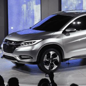 Honda Urban SUV Concept - Paul Sancya/AP