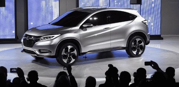 Honda Urban SUV Concept no Salão de Detroit: nem parece, mas ele nasce para (ter de) brilhar - Paul Sancya/AP