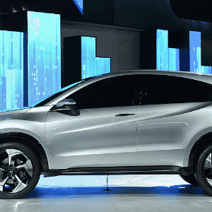 Honda Urban SUV Concept - Stan Honda/AFP