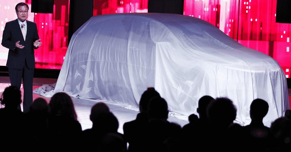 Honda Urban SUV Concept - Bill Pugliano/AFP