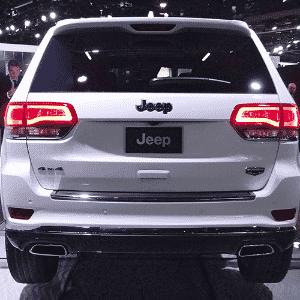 Jeep Grand Cherokee 2014 - André Deliberato/UOL