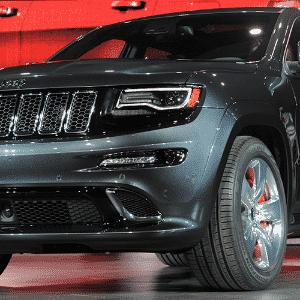 Jeep Grand Cherokee 2014 - AFP
