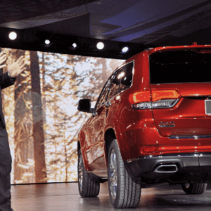 Jeep Grand Cherokee 2014 - Reuters