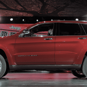 Jeep Grand Cherokee 2014 - AFP