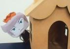 Faça um boneco 3D de Camafeu, o agente secreto de Foodland