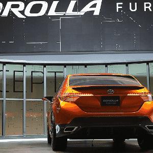 Toyota Corolla Furia Concept - Scott Olson/AFP