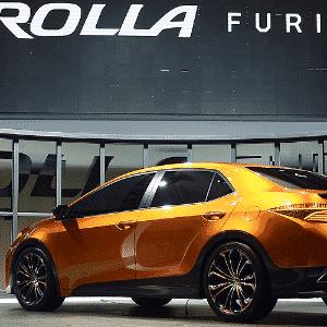 Toyota Corolla Furia Concept - Tannen Maury/EFE