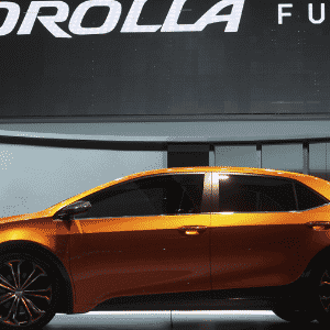 Toyota Corolla Furia Concept - Rebecca Cook/Reuters