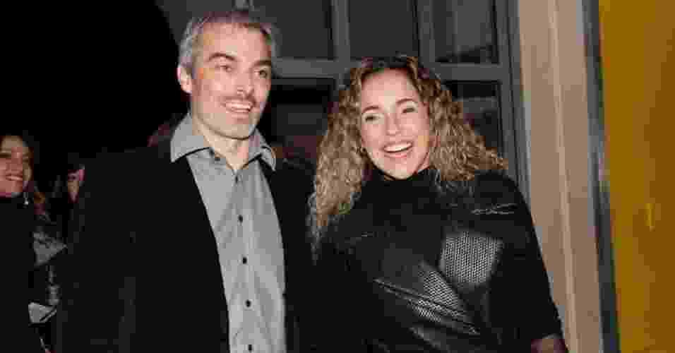 Após casamento de três anos, a cantora Daniela Mercury e o publicitário Marco Scabia estão separados - AgNews