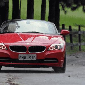 BMW Z4 - Murilo Góes/UOL