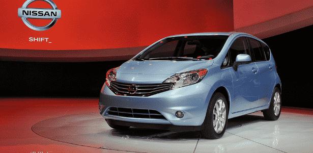 Note também está na lista de versões do Nissan Versa investigadas pelo órgão máximo de trânsito dos EUA - Reuters