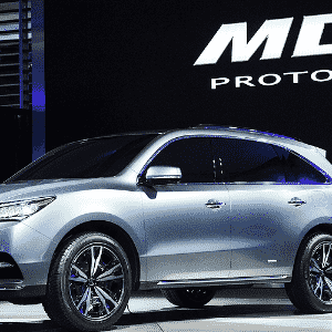 Acura MDX - Larry W. Smith/EFE