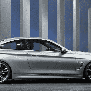 BMW Série 4 Coupé Concept - James Fassinger/Reuters