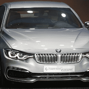 BMW Série 4 Coupé Concept - Tony Ding/AP