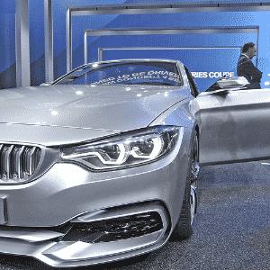 BMW Série 4 Coupé Concept - Uli Deck/EFE