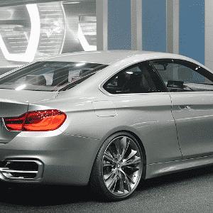 BMW Série 4 Coupé Concept - Julio César Rivas/EFE