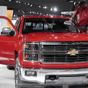 Chevrolet Silverado 2014 - Rebecca Cook/UOL