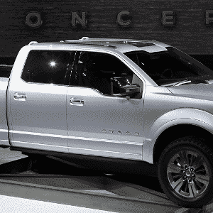 Ford Atlas Concept - Rebecca Cook/Reuters