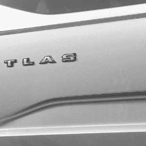 Ford Atlas Concept - Julio César Rivas/EFE