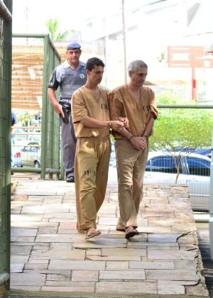 Geraldo Antonio Baptista (à direita), o Rás Geraldinho Rastafari, 53, está preso em Americana (SP) - Denner Chimeli/UOL