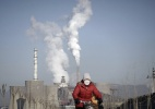 Poluição: 92% da população global respira ar poluído - Suzie Wong/Reuters