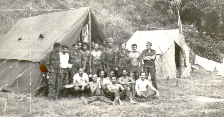 Em 1978, o então Nucoe (Núcleo de Companhia de Operações Especiais), que se posteriormente viria a ser o Bope, funcionava em um acampamento nas dependências do CFAP (Centro de Formação de Praças), em Sulacap, na zona norte do Rio. Eram apenas 12 barracas para cerca de 30 policiais.