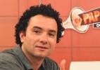 Marco Luque, apresentador do