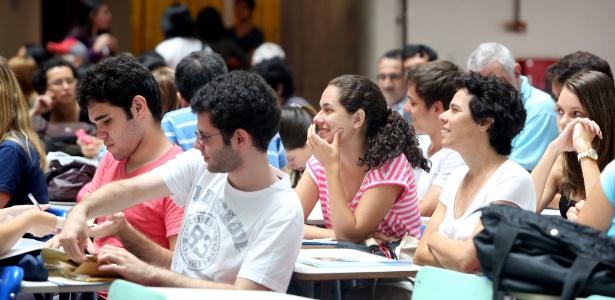 Com a matrícula feita, calouros da UFABC terão de esperar até 29 de julho para o início das aulas - Aline Arruda/UOL