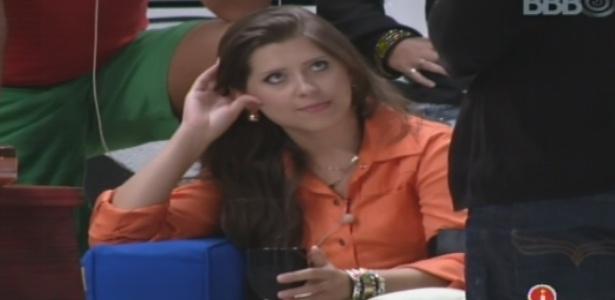 Em jogo da verdade, Andressa revela que trairia o namorado dentro do confinamento