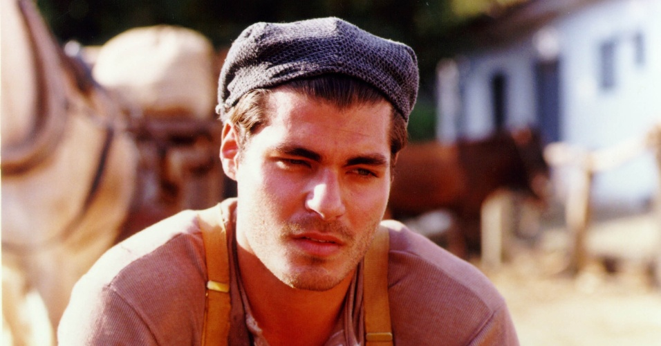 (1999) O primeiro protagonista da carreira de Thiago Lacerda foi o italiano Matteo de