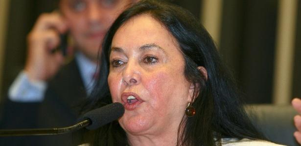 Rose de Freitas (PMDB) é eleita senadora pelo ES - Alan Marques/Folhapress