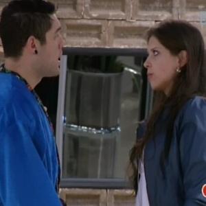 """Andressa para Nasser: """"Estou chateada com você"""""""