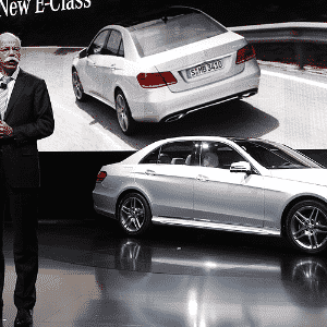 Mercedes-Benz Classe E - Paul Sancya/AP