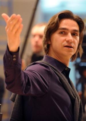O diretor do Balé Bolshoi Sergei Filin - AFP