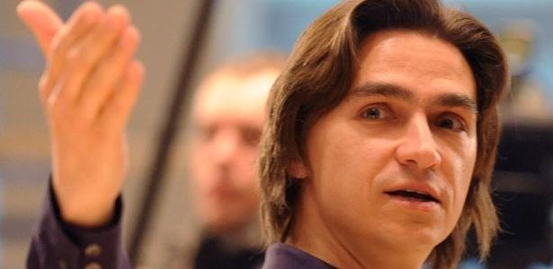 O diretor do balé Bolshooi Sergei Filin, em Moscou - AFP