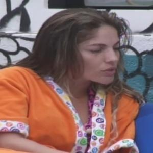 """Anamara conta a Ivan que entrou no """"BBB"""" para melhorar a situação financeira"""
