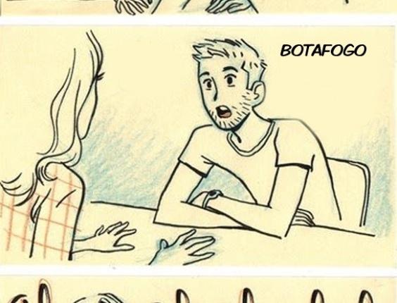Corneta FC: Como estragar um encontro com apenas uma palavra - parte 2