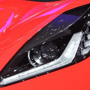 Chevrolet Corvette Stingray 2014 - Geoff Robins/AFP