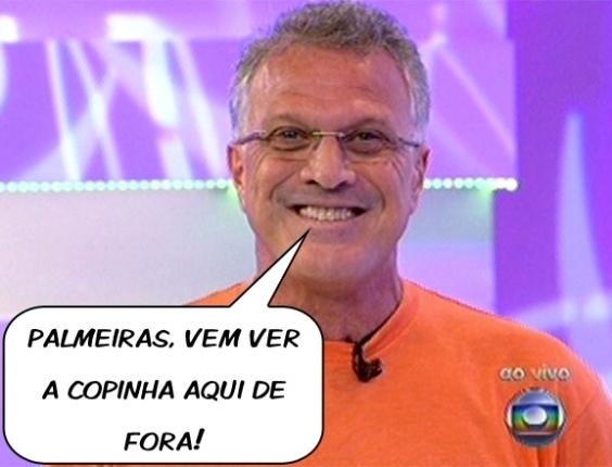 Corneta FC: Palmeiras cai na Copinha e Bial
