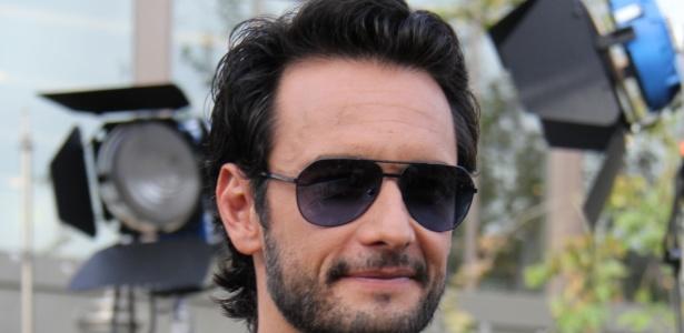 O ator Rodrigo Santoro