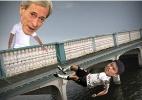 Buemba! Timão caiu da Ponte! - Arte UOL
