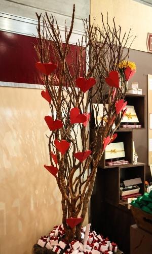 Convite origami - Expo Noivas & Festas 2013