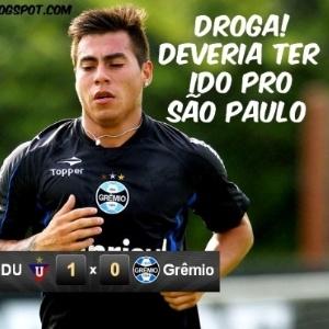 Corneta FC: Vargas já se arrepende de ter ido para o Grêmio
