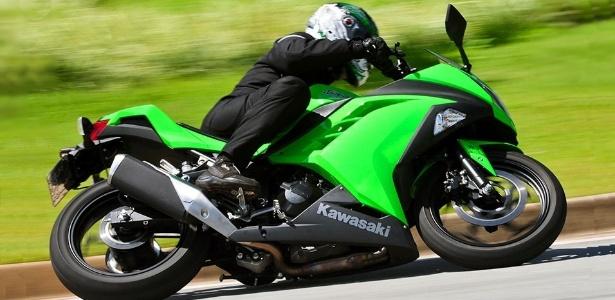 Kawasaki Ninja 300 Fica Maior Melhor E Mais Cara 26012013