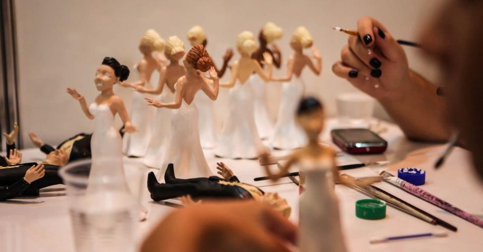 Topinhos baratinhos - Expo Noivas & Festas 2013