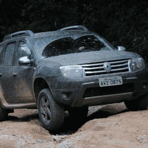 Renault Duster Dynamique 2.0 4WD - Murilo Góes/UOL