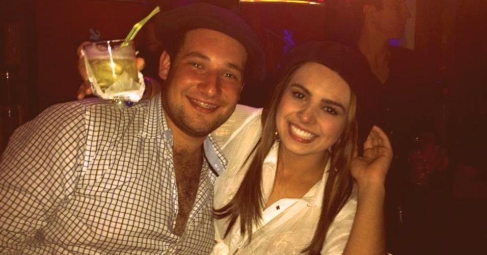27.jan.2013 - João Paulo Pozzobom era estudante de agronomia, da Universidade Federal de Santa Maria. Ela e a namorada, Micheli Froehlich Cardoso, morreram no incêndio que matou mais de 230 pessoas, em sua maioria jovens, na boate Kiss, em Santa Maria (RS)